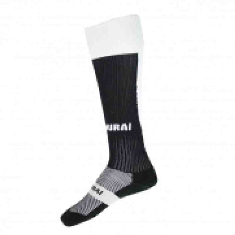 Abbey Hooped Socks - Adult