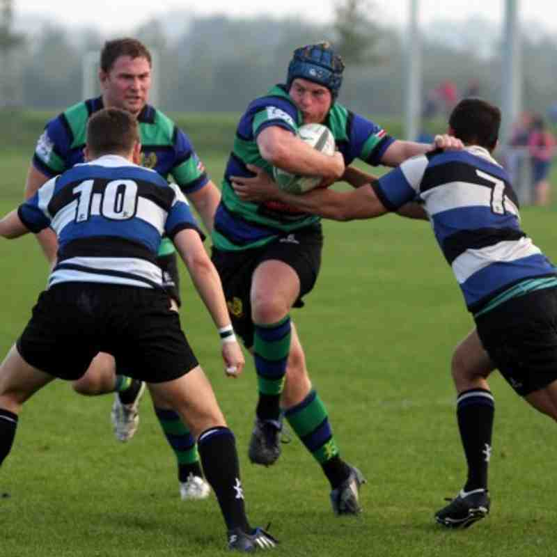 Seapoint v Wanderers AIL Div 3 9th Oct 2010
