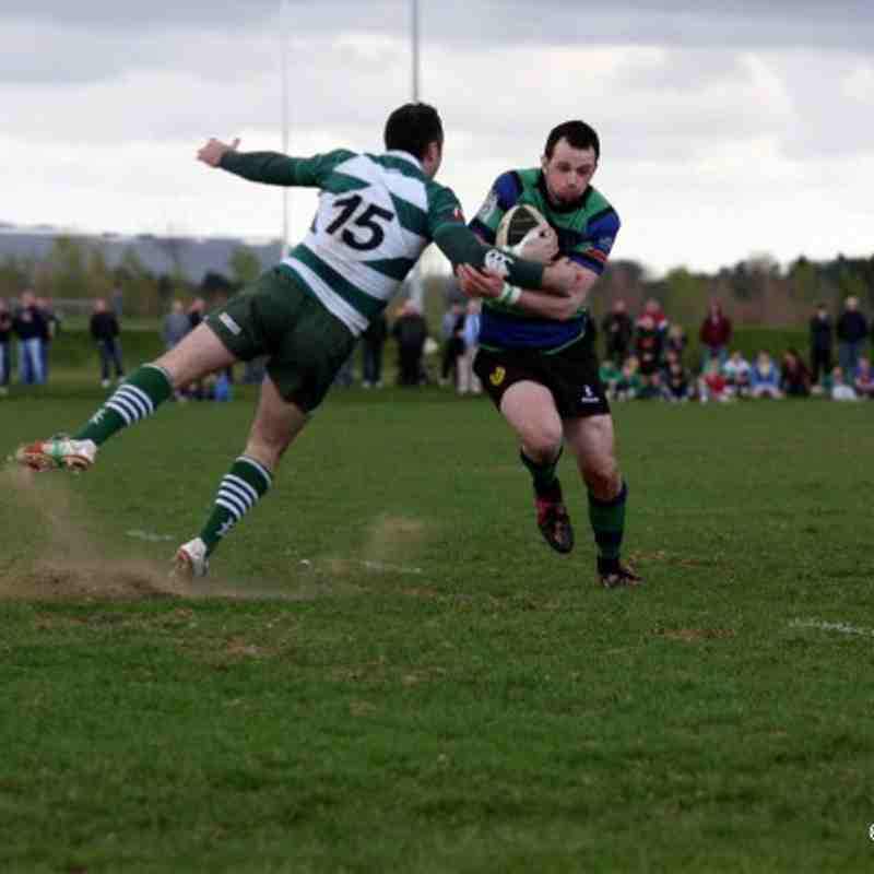 Seapoint v Greystones - UBL League - 2nd April 2011