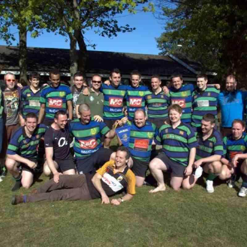 Seapoint 3rd XV v UCD - 23rd April 2011