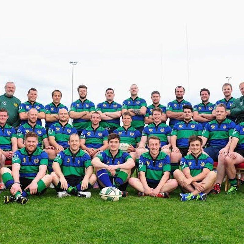 1st XV beat Tullamore 15 - 24