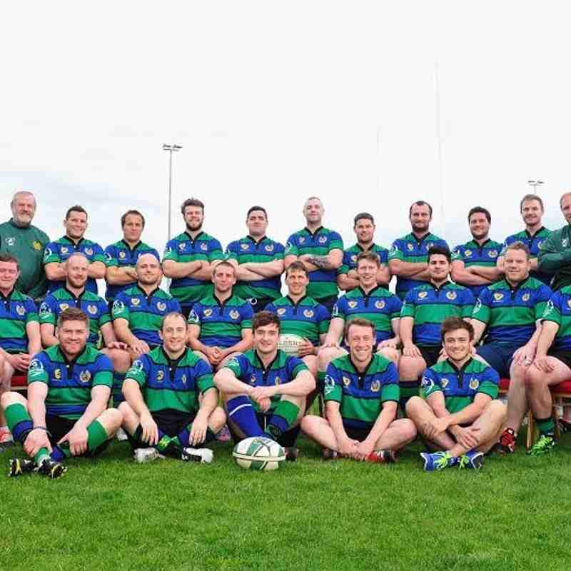 Seapoint 1st Squad 2015-16