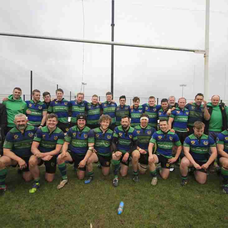 Rainey Old Boys V Seapoint - Match Report