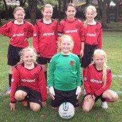 Widbrook Girls U10s