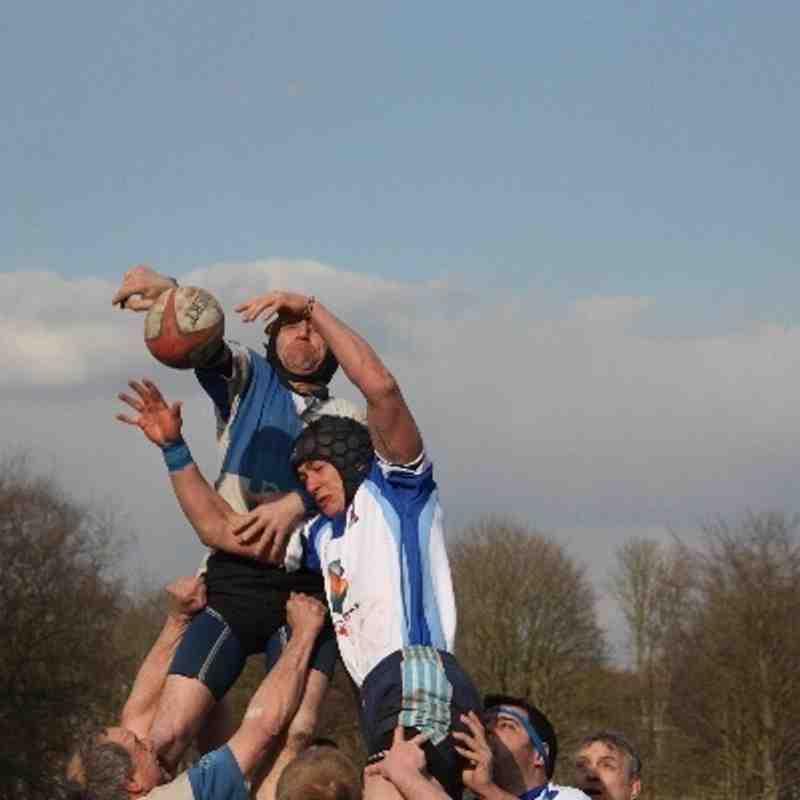Glossop 3rd's Vs Winnington Park 2012/13