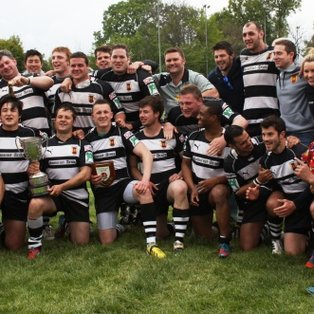 Gravesend triumph in Kent Cup final