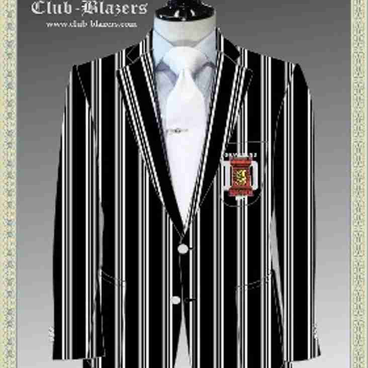 Order your Club Blazer now!