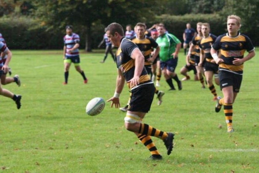 2nds Start with a Win