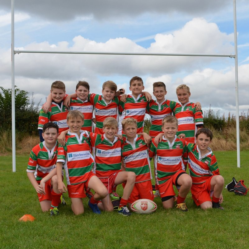 Under 12s beat Liverpool Collegiate 25 - 20