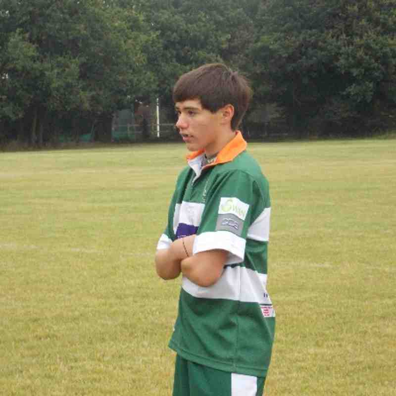 Sam - Reading Rugby