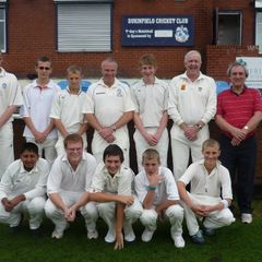 3rd XI 2010 League Champions