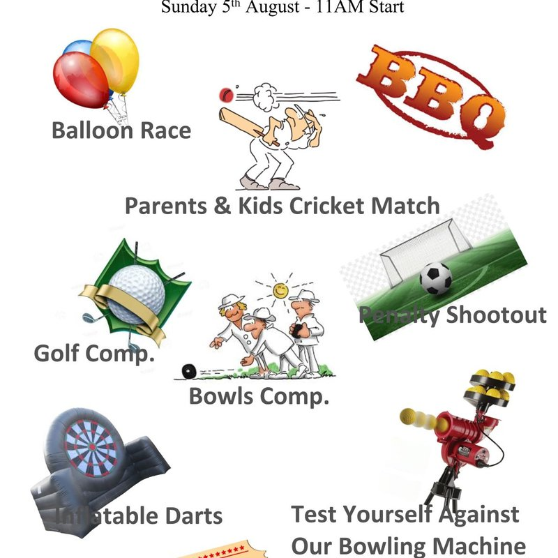 DUKINFIELD CRICKET CLUB OPEN DAY SUNDAY 5th August  from 11:00