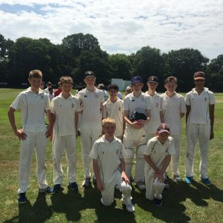 RCC U15s: Win of the half century - well 2 in fact!