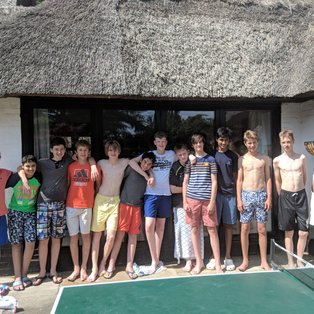 RCC U15s: Home win takes boys to top of the league!