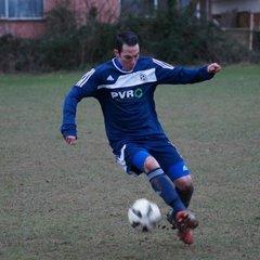 Burghclere FC vs Binstead & Cob