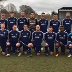 Burghclere FC vs Turnpike Sports