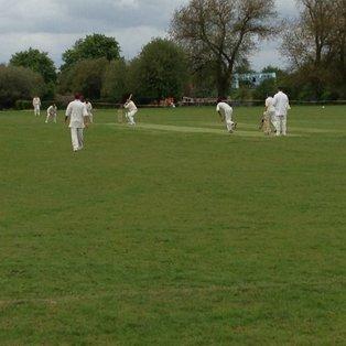 Rickmansworth (172/7) beat Berkhamstead (50/10) by 122 runs