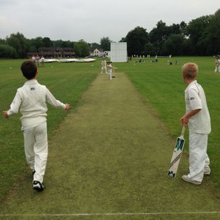 U9: Ricky lose last over thriller to West Herts