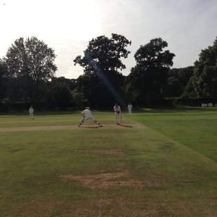 U14 : Ricky gain revenge on Shenley return