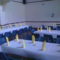 Club Dinner a Roaring Success