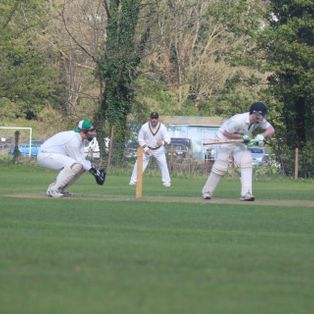 RCC 1sts let slip a game that could have been a win