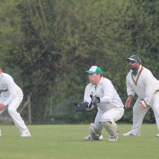 Rickmansworth 200/10 lost to Cockfosters 203/2 by 8 wickets