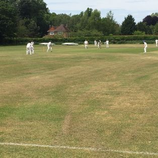 Ricky roll back the years and defeat Langlebury by 6 wickets