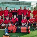 Men's 3rd XI lose to Blueharts 6 1 - 6