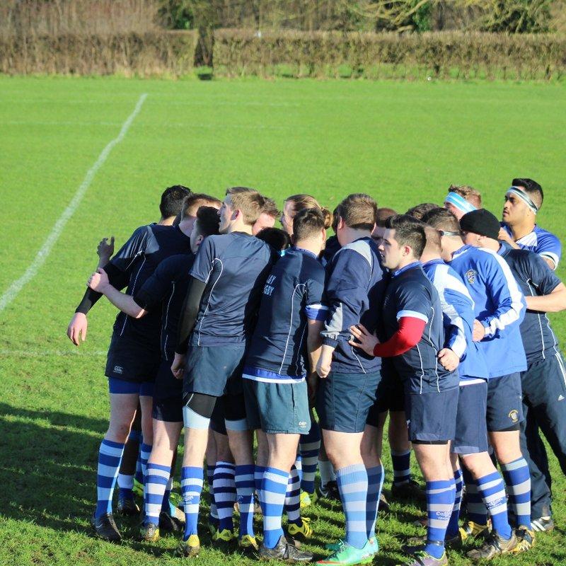 L&Y Development XV lose to Norwich Lions 2nd XV 0 - 41