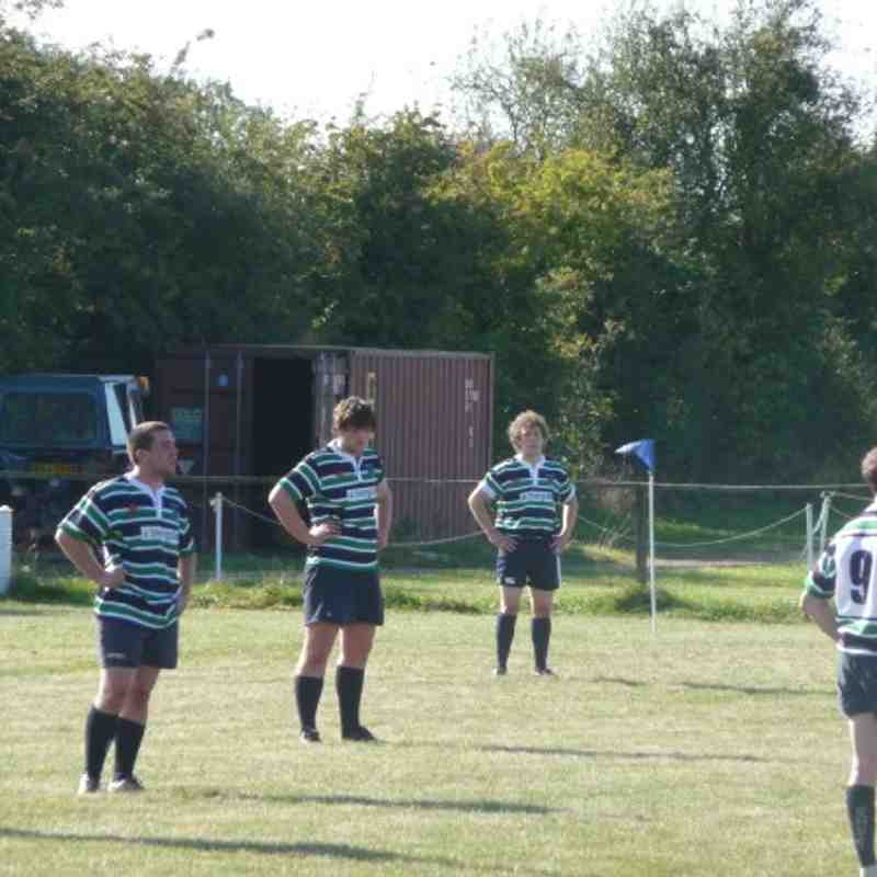 Witney Vs Abbey 2's