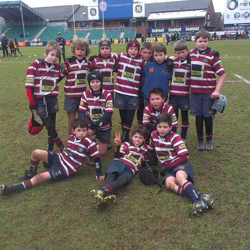 U10 at Leicester