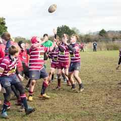 U13's make County Cup Final...