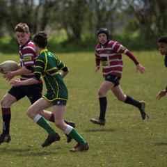 Under 13's at Cambridgeshire 7's