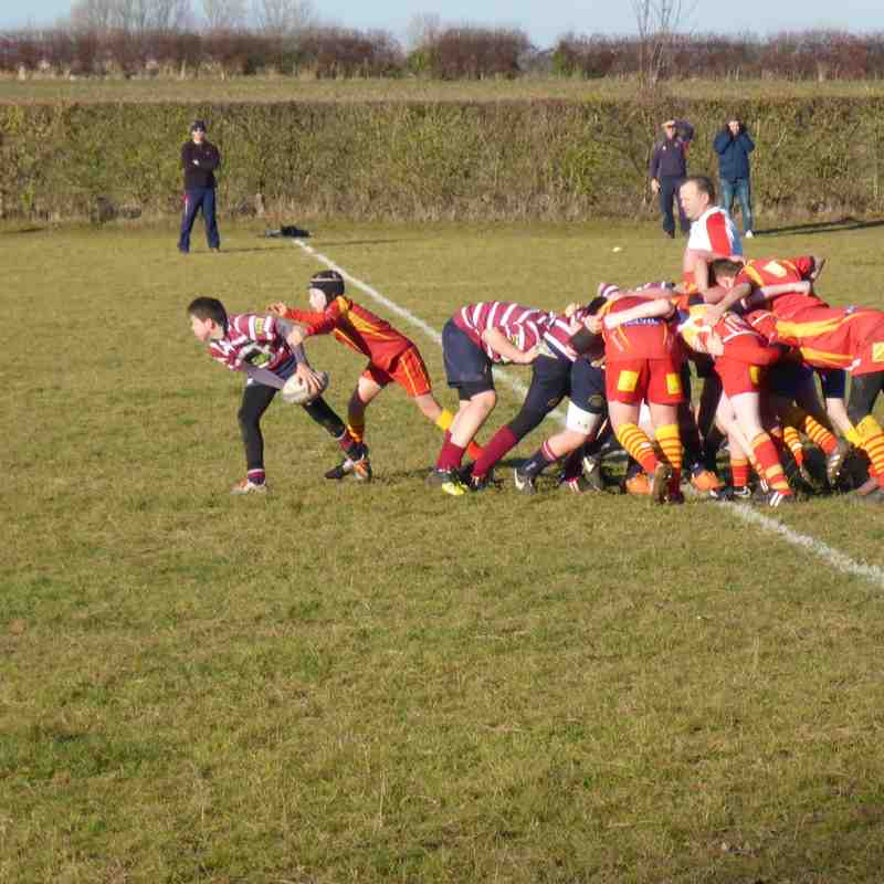 U13's H v Cambridge