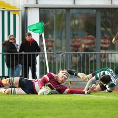 Away v Guernsey by Cat Goryn Photography