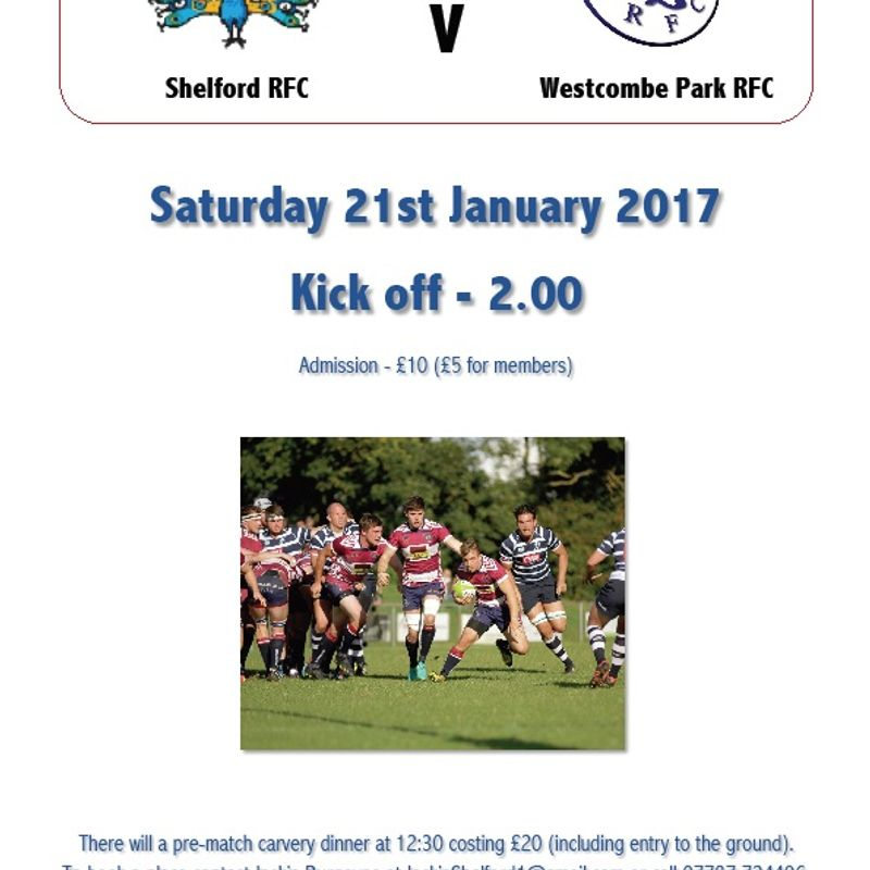 Saturday 21st January