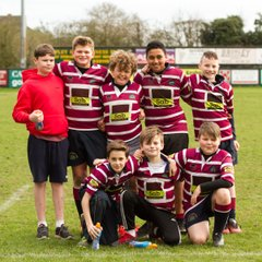 Eastern Counties Ball Boys by Cat Goryn Photography