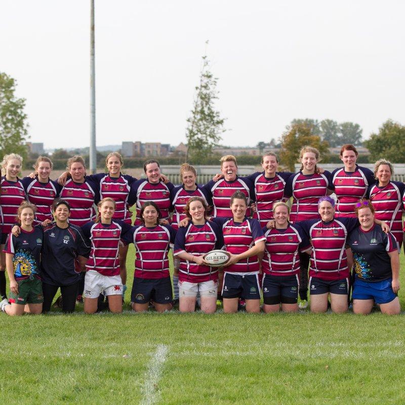 Ladies beat Wymondham Wasps Ladies 36 - 24