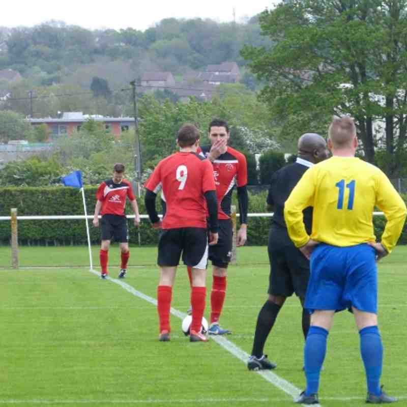 BPC Cup Final - FAFC vs Highridge United - 7th May '14