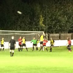 FAFC vs Bristol Manor Farm - 17th Sept '14