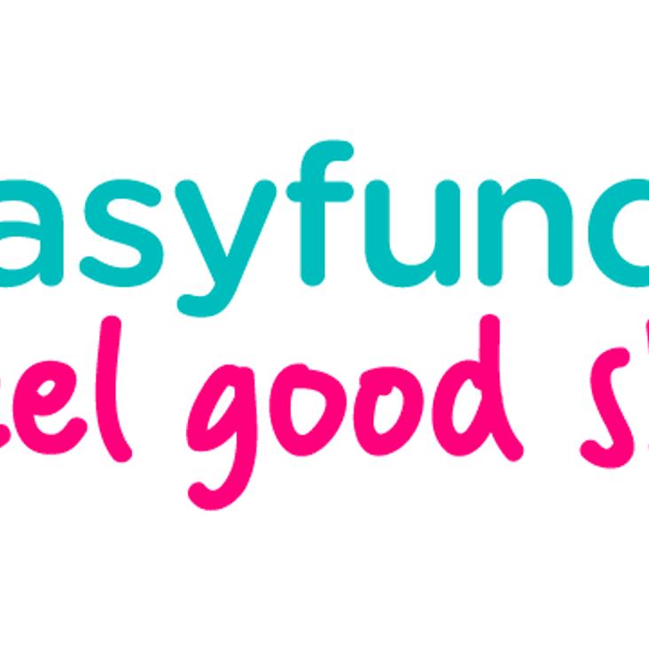 Burslem C.C. Easyfundraising.<