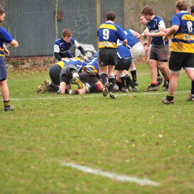 Romsey 2nd XV V Ventnor XV