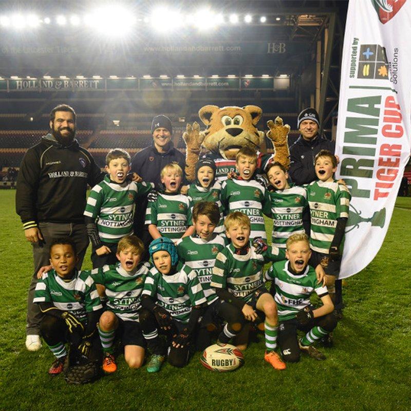 U10's reach Prima Tigers Cup Final