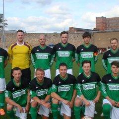 FA Vase 05/10/14 - Belper United 2-1 Quorn - AET