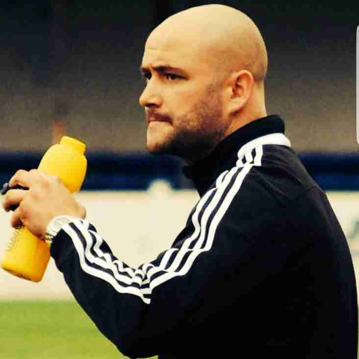 Holbrook Sports announce new first team manager.