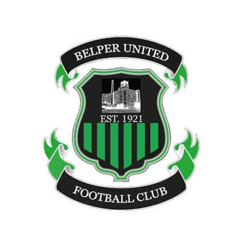 Eastwood Community 1 - 1 Belper United