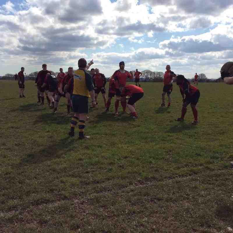 Willenhall 2nd vs Walsall 3rd, 2/4/16