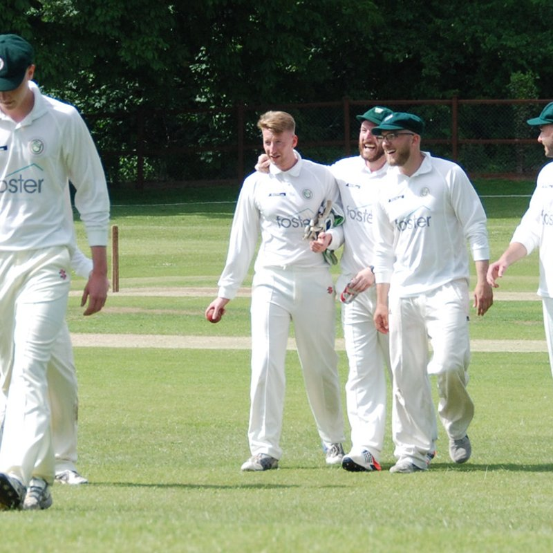 Sewards End Cricket Club 77/9 - 79/2 Helions Bumpstead