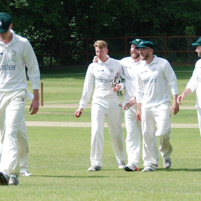 Sewards End Cricket Club 116/9 - 115/9 Linton 1