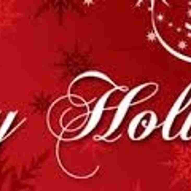 Okapi Wanderers Rugby FC wishes all of you happy holidays.